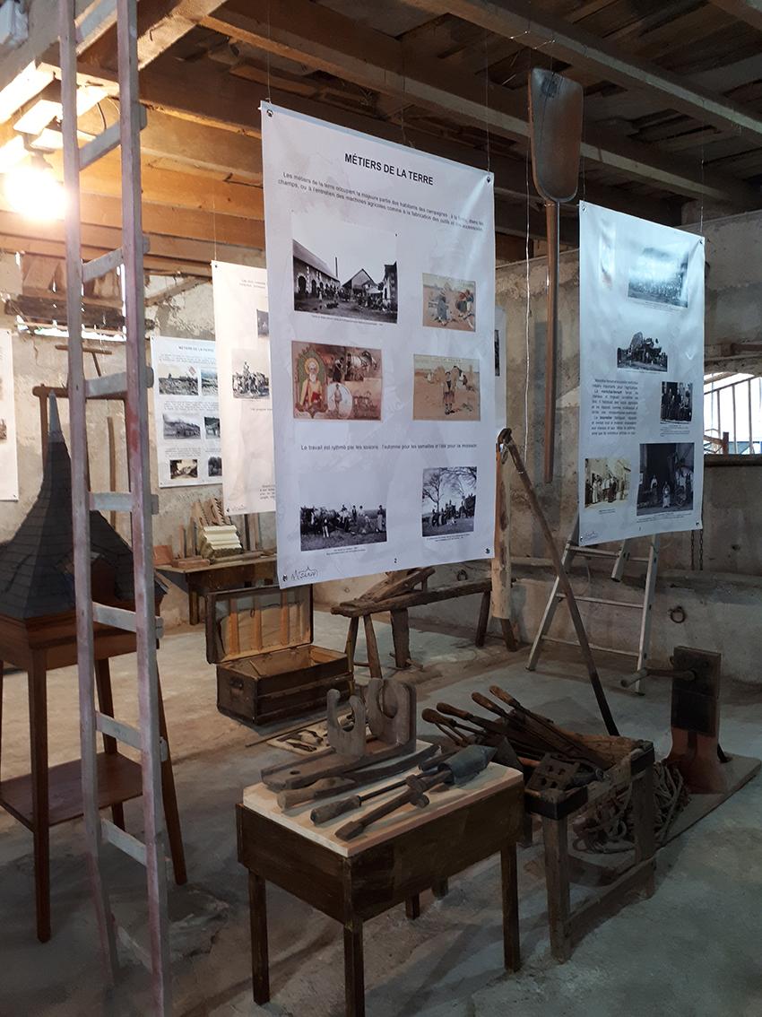 expo sampp metiers anciens